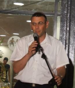 הרב לאו. צילום: דוד שי, ויקיפדיה