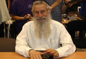הרב מלמד. תצלום: ויקיפדיה