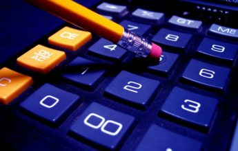 משוב סקר גרף תרשים עיפרון מחשבון