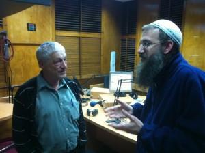 הרב הראל וצבי מוזס