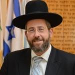 """הרב הראשי לישראל על הסוגיה ההומוסקסואלית: """"יש נושאים שהצניעות יפה להם"""""""