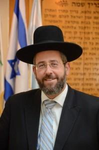 הרב דוד לאו. תצלום: ויקיפדיה