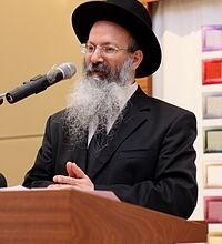 הרב אליעזר מלמד. תצלום: ויקיפדיה