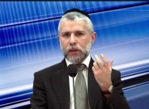 הרב זמיר כהן. צילום צג מסרטון הידברות