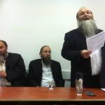 """צפו – הרב בורשטין על קהילת הלהט""""ב: """"השתלטות ברוטלית"""""""