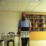 צפו: קטעים מהמפגש עם הרב הראל