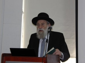 הרב שטרן. תצלום: בקדושה