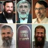 כל הרבנים הרב ארלה הראל יובל שרלו ברוך אפרתי רונן לוביץ יחיאל פאוסט