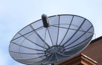 צלחת לווין תקשורת