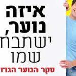 סקר: רק 1.5% מכלל בני הנוער בישראל הגדירו עצמם בעלי נטיות הפוכות